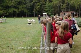 school field trip at whh-106