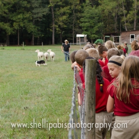 school field trip at whh-106