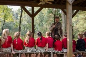 school field trip at whh-42
