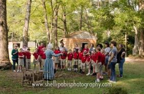 school field trip at whh-50