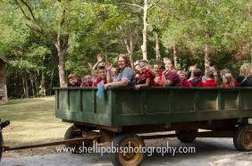 school field trip at whh-66