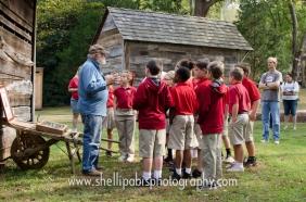 school field trip at whh-72