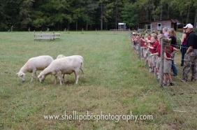 school field trip at whh-93