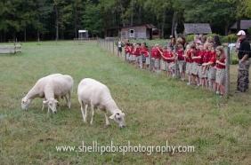 school field trip at whh-94