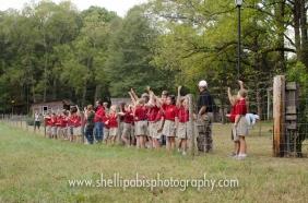 school field trip at whh-97